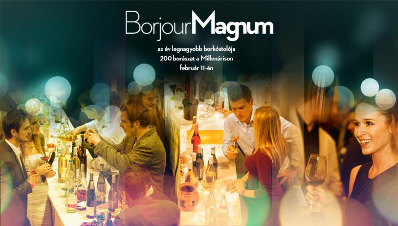 Borjour Magnum 2017