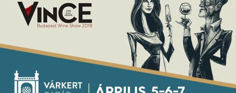 Vince Budapest – 2018. április 5-6-7.
