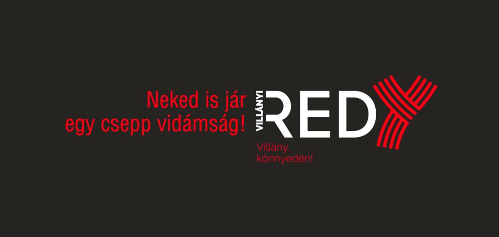 Megérkezett a RedY, Villány legújabb márkája