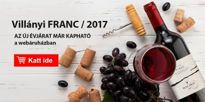 A 2017-es Franc már kapható!